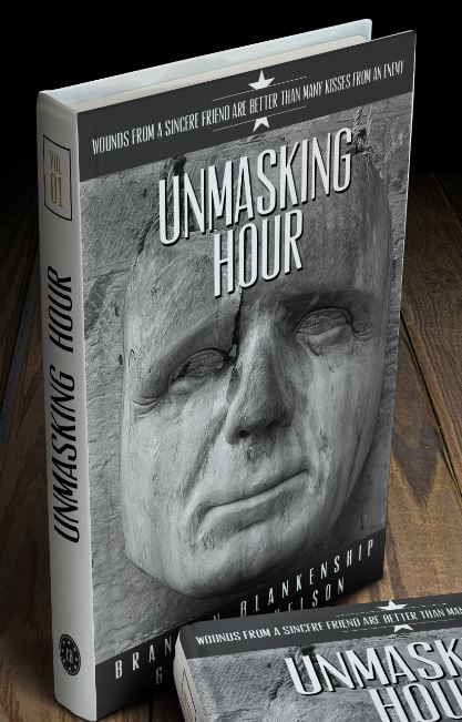 Unmasking Hour Cover