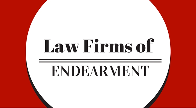 Law Firms of Endearment Logo