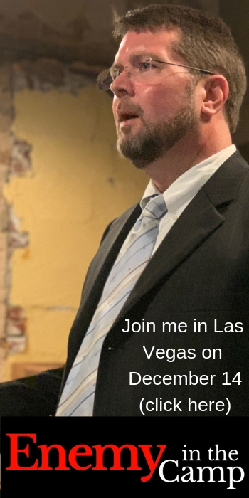Join me in Las Vegas